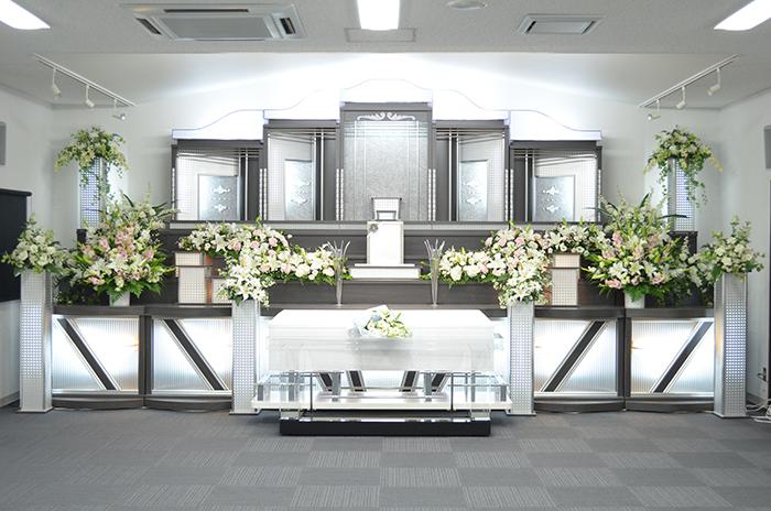 家族葬プラン108_愛光ホール