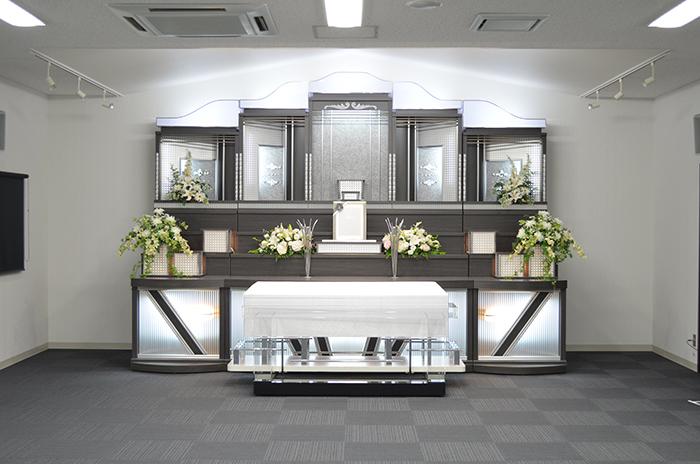 家族葬プラン68_愛光ホール
