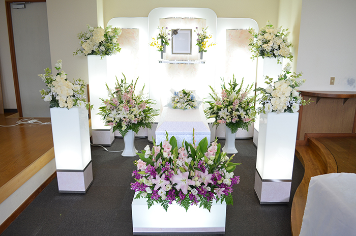 家族葬プラン98_サンドベージュ